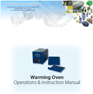 Warming Oven